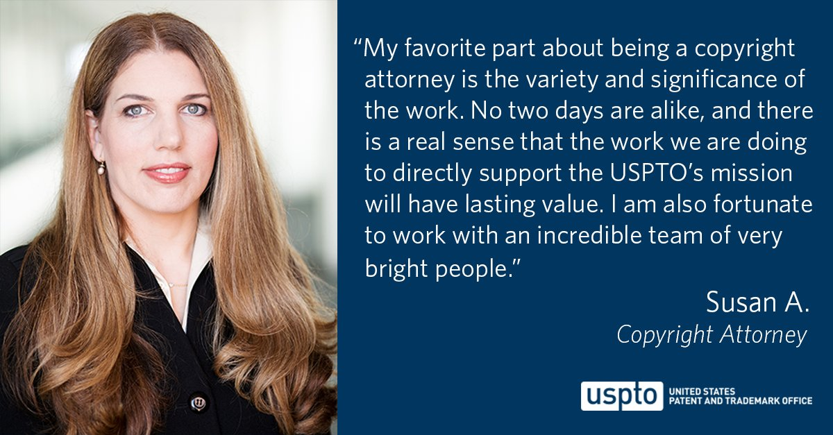 Last chance to apply for the Copyright Attorney position at the USPTO! Applications are due October 18. Apply now and follow @USPTOjobs for more jobs updates.