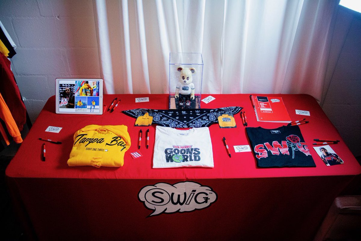 City Of Swig 💭 | No Limits Art Show (October 2019)