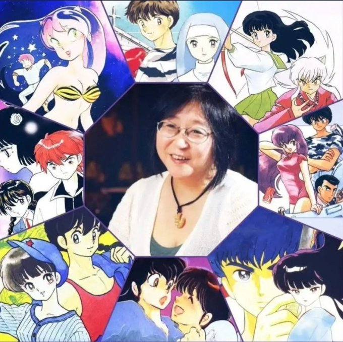 HAPPY BIRTHDAY RUMIKO TAKAHASHI                   !!!!!!!