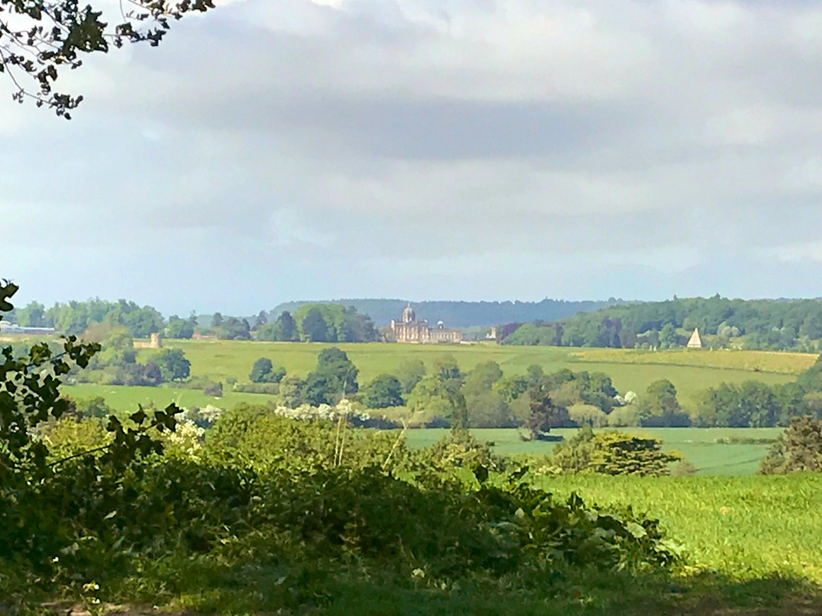 Last year, soon after the #PeoplesManifestoForWildlife was published, I had an email from @CastleHowardEst. The manifesto had struck a chord. This evening they went public with their intention to give 500 acres to nature. A wilder #Yorkshire is coming. 🙌🙌🙌