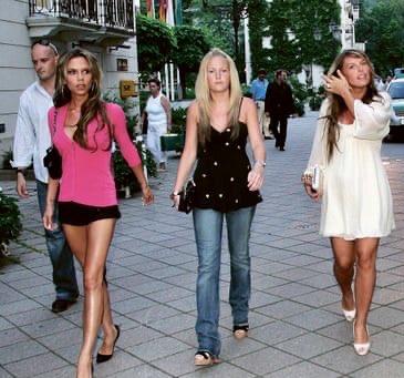#WAG walk Germany, 2006. #ClassicDom #coleenvsrebekah