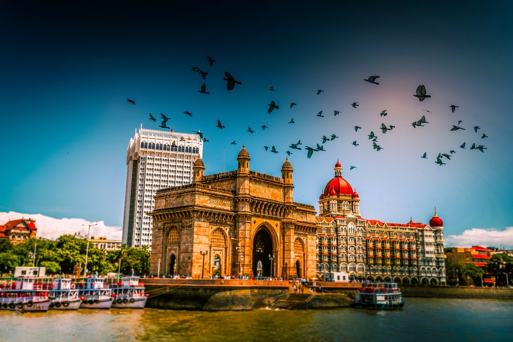 To celebrate @KLM_EIR s 100th anniversary weve flights for 2 on its worldwide network up for grabs. This is the gateway of India, Mumbai, home of Bollywood, street-food, antique markets & fine dining. Follow & retweet to be in with a chance to win. #DUBKLM100