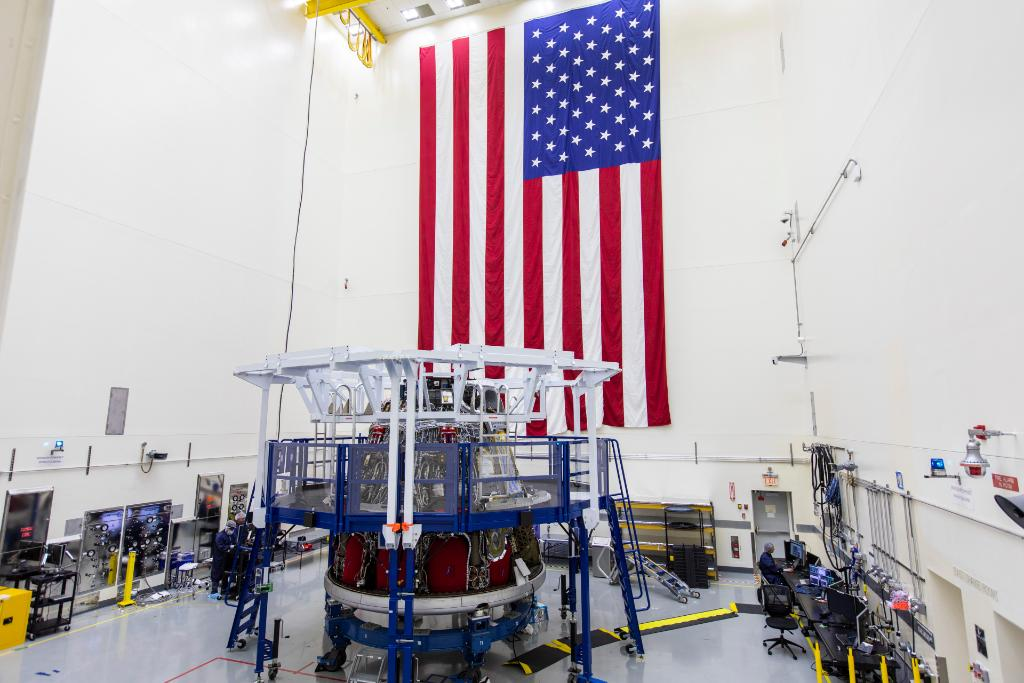 Administrator Bridenstine is visiting @SpaceX headquarters today to see the progress being made on @Commercial_Crew flights to @Space_Station. Follow @JimBridenstine to watch a media event with @elonmusk and the astronauts wholl fly on Crew Dragon, at ~5pm ET.