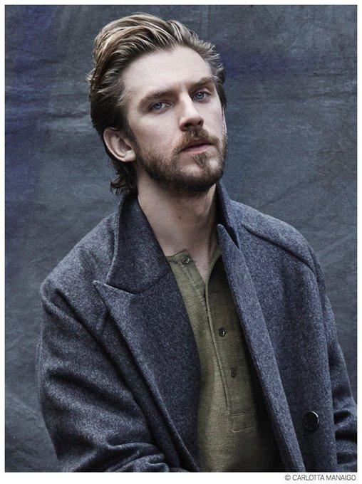 Happy Birthday Dan Stevens!