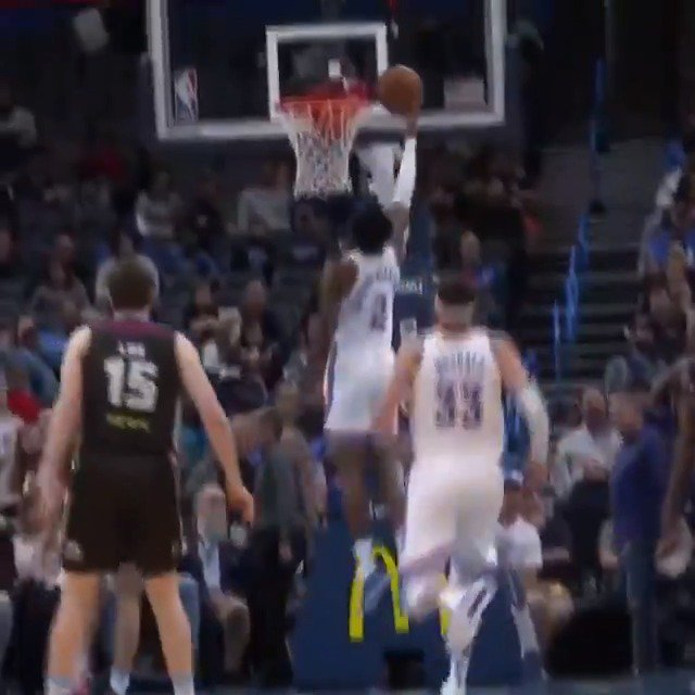Shai is about to go crazy this year.  📽️: @NBA