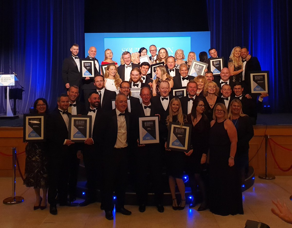Huge Congratulations to all the winners, were so honoured to be among such great company! #SDBA19