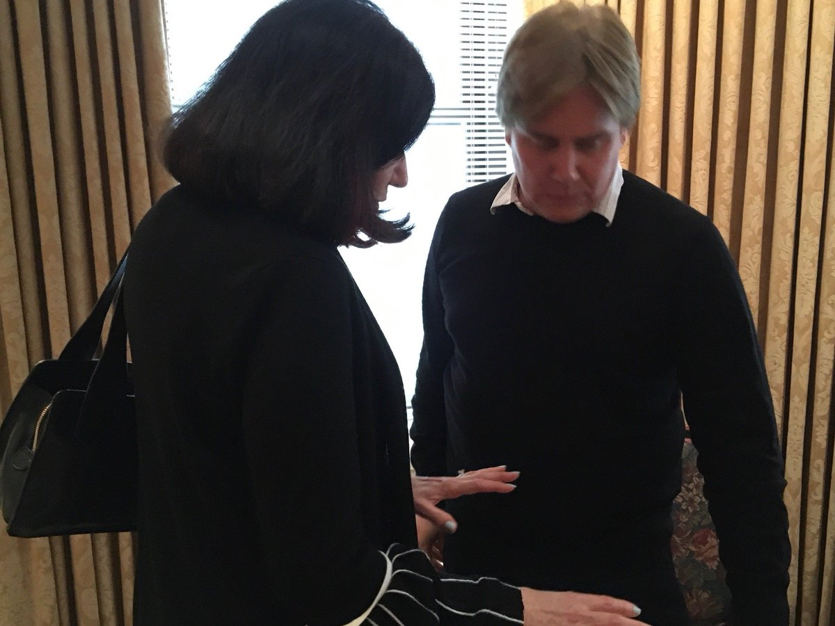 test Twitter Media - Great to meet Stephen Chbosky, author & screenwriter of The Perks of Being a Wallflower. I spoke to him about my book, Ten Fingers Touching & explained that I've written the screenplay adaptation of it. He offered advice for making a film. #amwriting #writingcommunity #fantasyfan https://t.co/aHKIBMDPoG