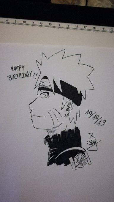 Happy Birthday Naruto Uzumaki!!