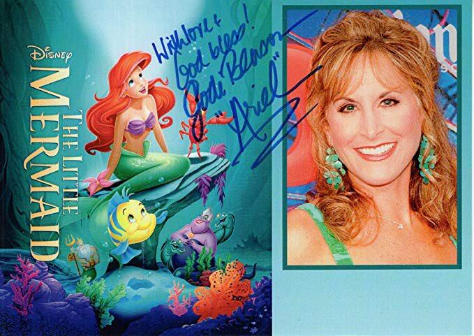 Happy Birthday voice actress Jodi Benson