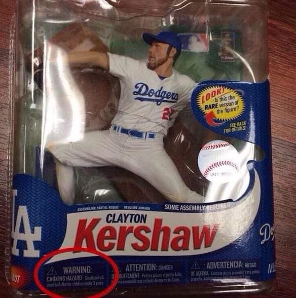 Poor Clayton Kershaw! I feel terrible for this guy.