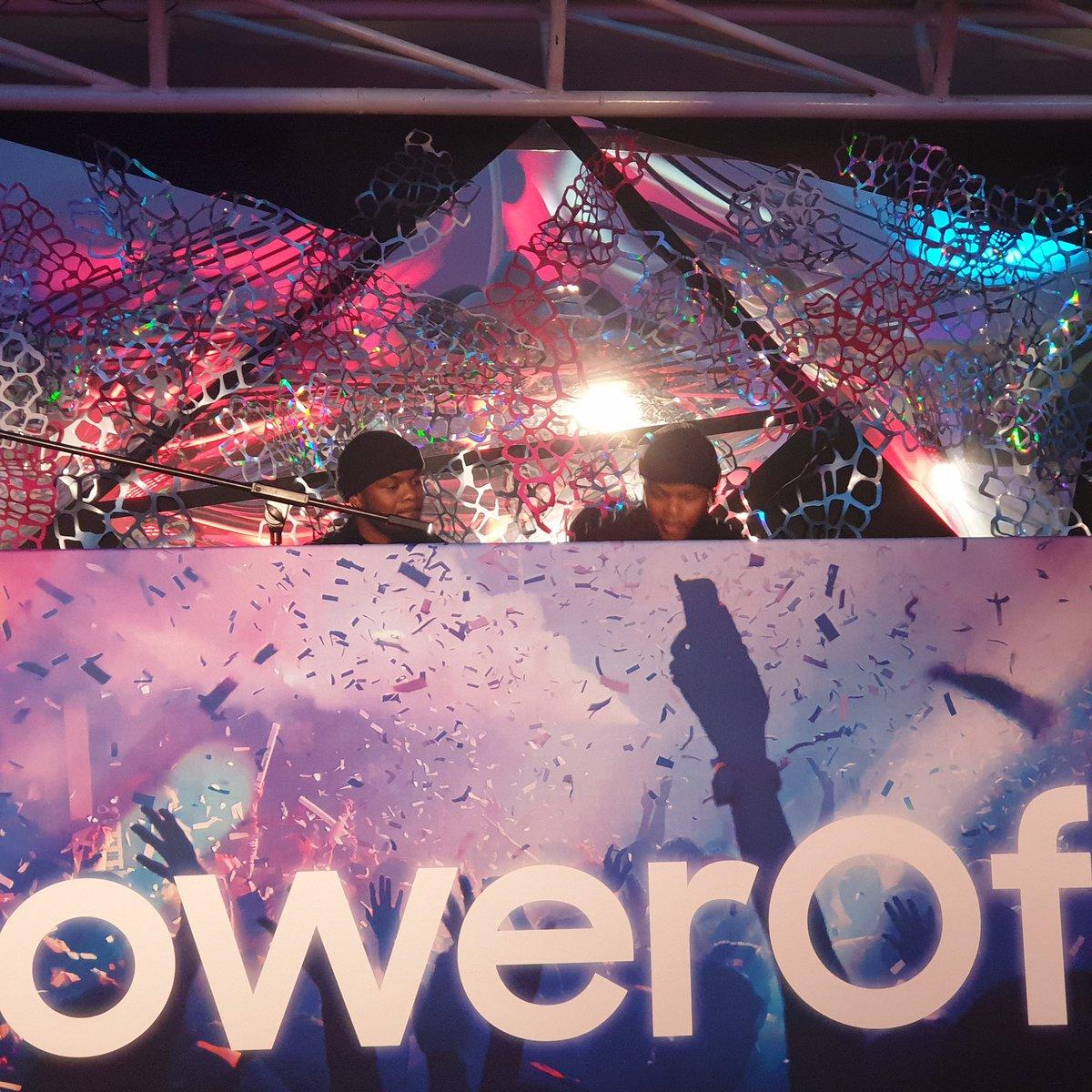 #PowerOf10  #Samsung@Sandton city Tabo #MajorLeague<br>http://pic.twitter.com/HbdazzuXjh