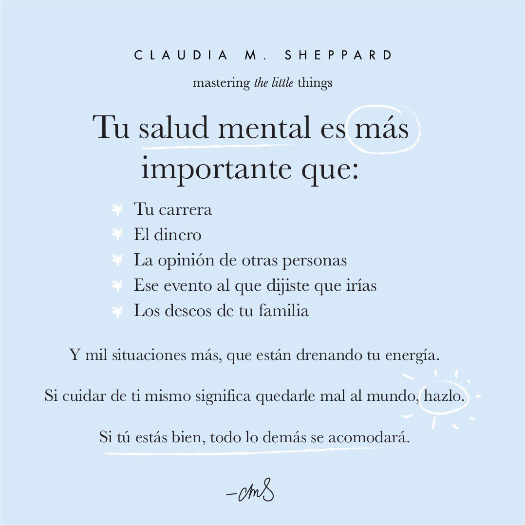 Resultado de imagen de mastering the little things claudia m. sheppard