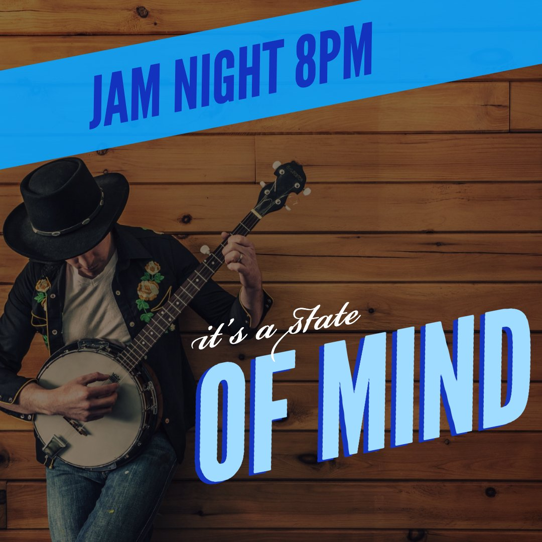 Jam Night is all about the Jam. The Jam is a state of mind!! Come chill with some of the best musicians in the city #jamnight #corpuschristi<br>http://pic.twitter.com/v2mLlM2bIs