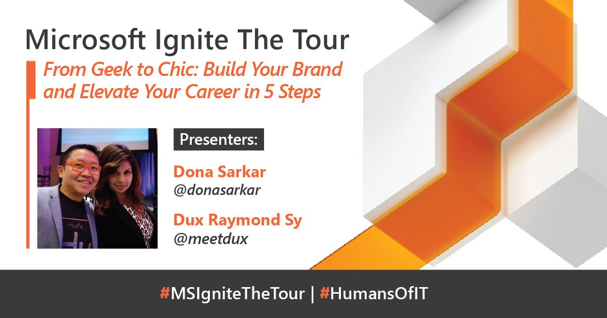 """Image result for """"dux raymond"""" From Geek to Chic: Build Your Brand & Elevate Your Career in 5 Steps"""