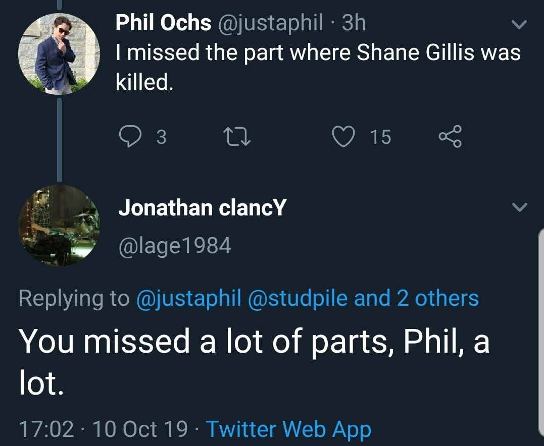"""This """"Shane Gillis is a victim"""" narrative is so bizarre, and it's crazier that the dudes upset about it  are mad at anyone other than NBC and Lorne Michaels."""