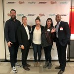 Wrapped up an insightful afternoon at @Bose HQ covering dynamic #data, TV, video & real-time insights with @AvosFromMexico @Captify @johnhancockusa @massmutual & @Bose 💯 #BISummit
