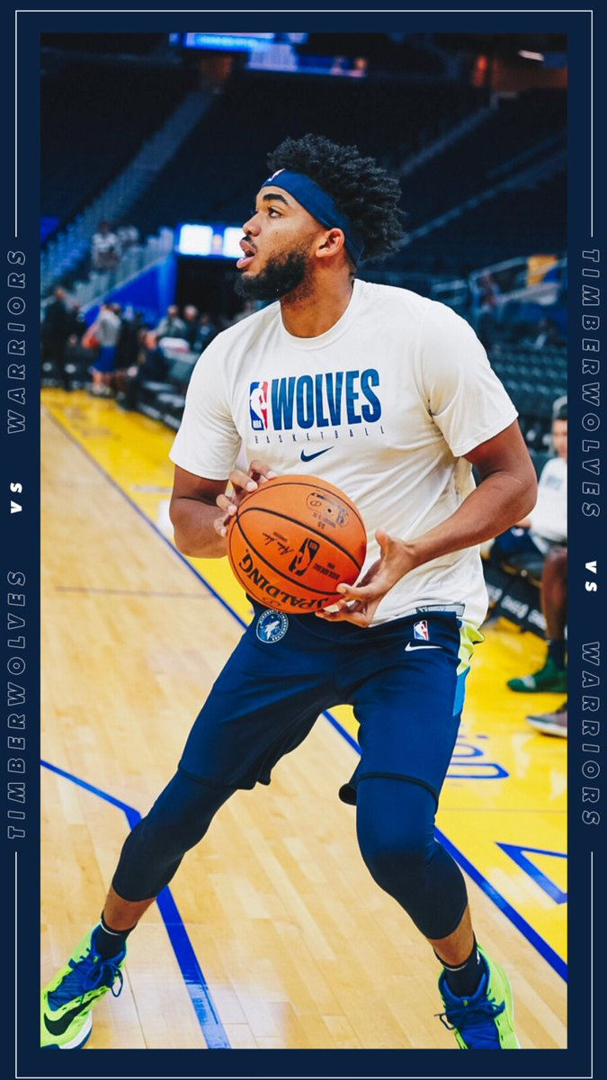 Timberwolves On Twitter Headband Kat Is Here To Stay