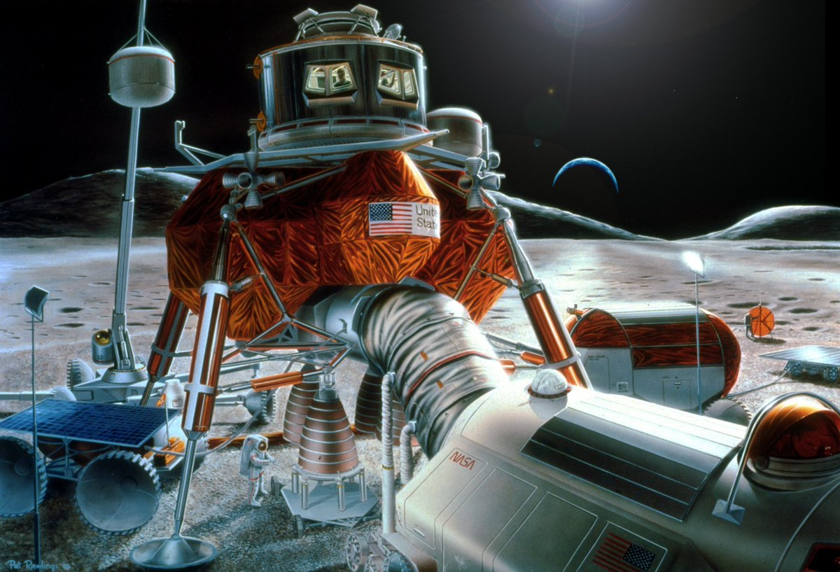 Artist Depiction by Pat Rawlings