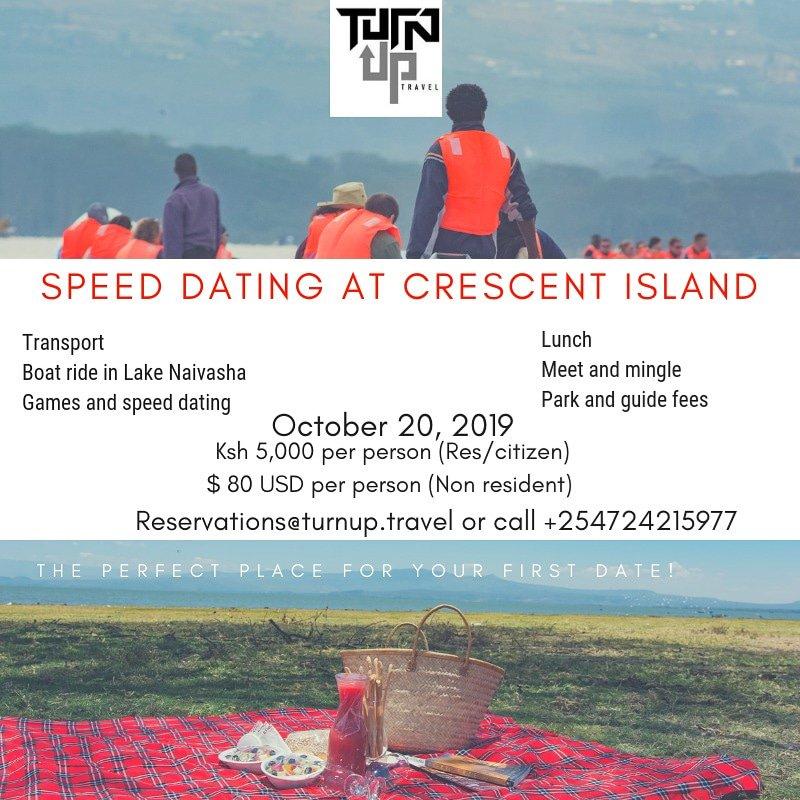 speed dating trip)