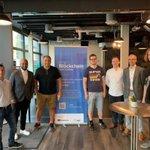 Image for the Tweet beginning: Photos from #Zürich #Blockchain Open