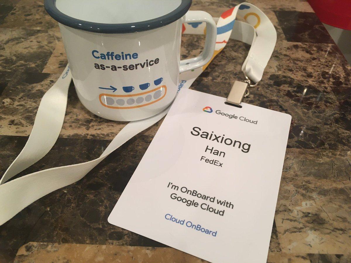 Thanks for holding such a useful Google Cloud Platform workshop! #googlecloudonboard https://t.co/sjOOeB4ygK
