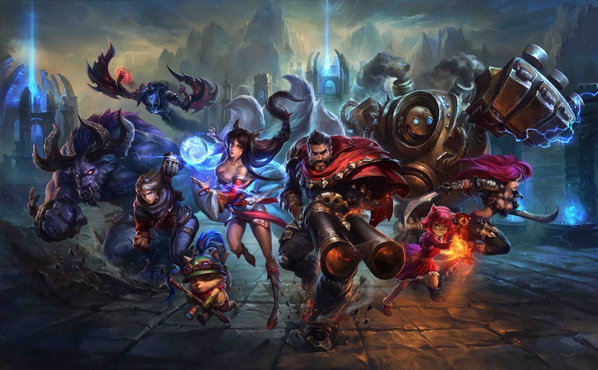 League of Legends' 10th anniversary celebrations will include a special Riot Pls livestream  https:// buff.ly/2B3gQH6    <br>http://pic.twitter.com/ILfqHMsApC
