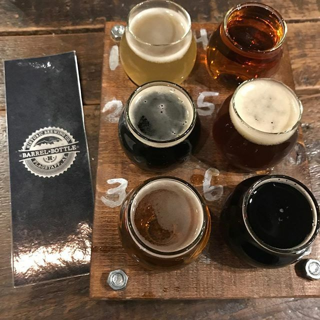 Had to try the #GABF gold medal beer (among others) @historicbrewingcompany while in Flagstaff. Delicious and congrats, Historic. https://t.co/mgwJ4ek97S https://t.co/suzJLg6wi8