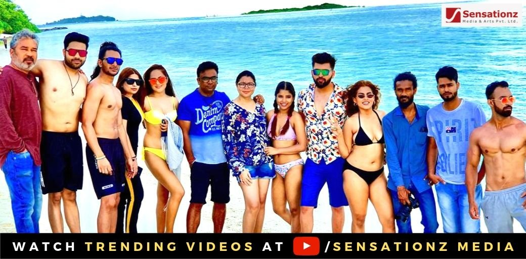 With the dawn of new experiences ...our team is shooting for our new web series in the beautiful location of Maldives  #maldives #shoot #webseries #webseriesshoot #webseriesshootinmaldives #team  #shooting #Experiencepic.twitter.com/NU29q5qErT