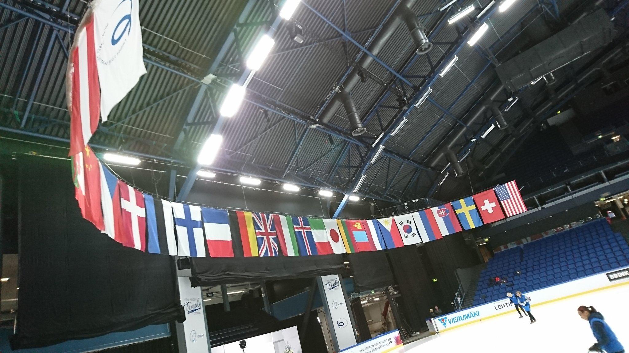 Challenger (6) - Finlandia Trophy. Oct 11 - 13, 2019. Espoo /FIN      - Страница 2 EGkseXXX0AAVOIU?format=jpg&name=4096x4096