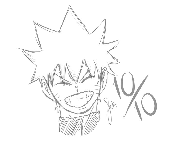 Happy Belated Birthday Naruto Uzumaki!
