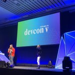 Image for the Tweet beginning: Another successful Devcon is now
