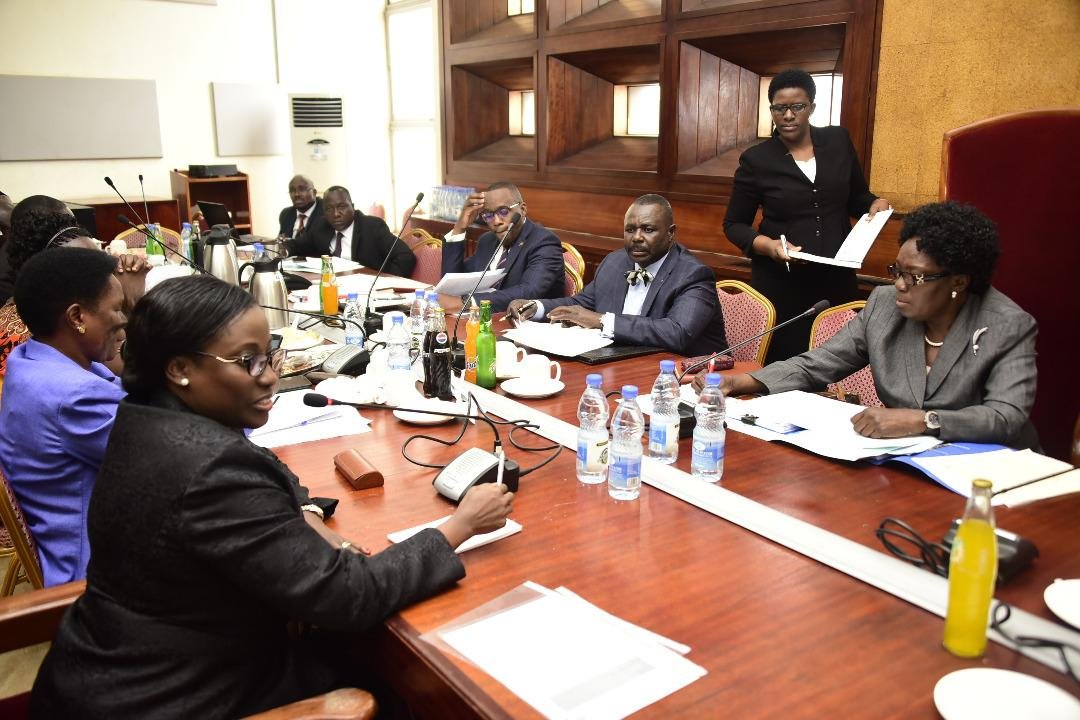 House Committee on Appointments is meeting to consider Judges and Chairperson Education Service Commission. Judges that have appeared before the Committee include: Lady Justice Irene Mulyagonja and Justice Monica Mugenyi Kalyegira.