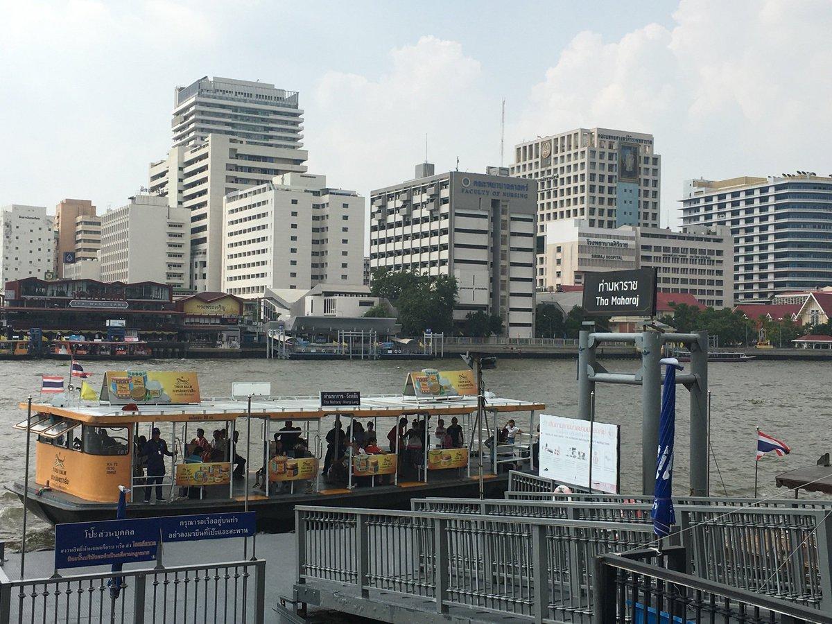 test ツイッターメディア - タイ・バンコクの暑さは想像以上‼️朝からの寺院巡りを終えてクラクラしたので、国立博物館やカオサン通りは諦めてホテルに帰還、休息中(^^;; https://t.co/nCwcyyH1K8