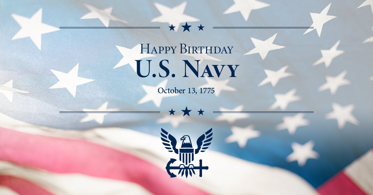Happy 244th birthday to the @USNavy on Sunday, Oct 13.  On behalf of everyone at Ipsos, thank you to you are your families for your service & dedication. #USNavy #244NavyBday
