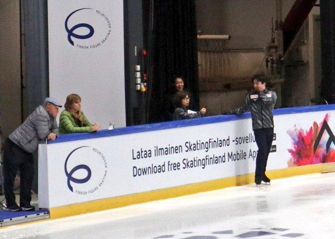 Challenger (6) - Finlandia Trophy. Oct 11 - 13, 2019. Espoo /FIN      EGlE1qoWsAAw6Jo?format=jpg&name=small