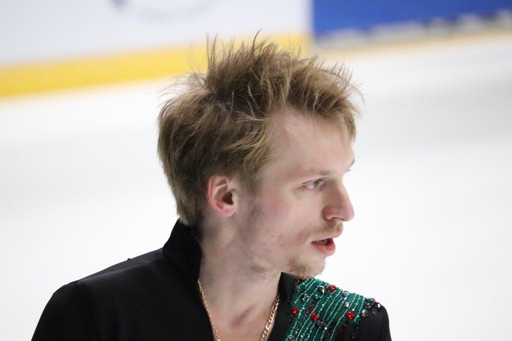 Challenger (6) - Finlandia Trophy. Oct 11 - 13, 2019. Espoo /FIN      - Страница 2 EGlK5J1UYAAvekc?format=jpg&name=medium