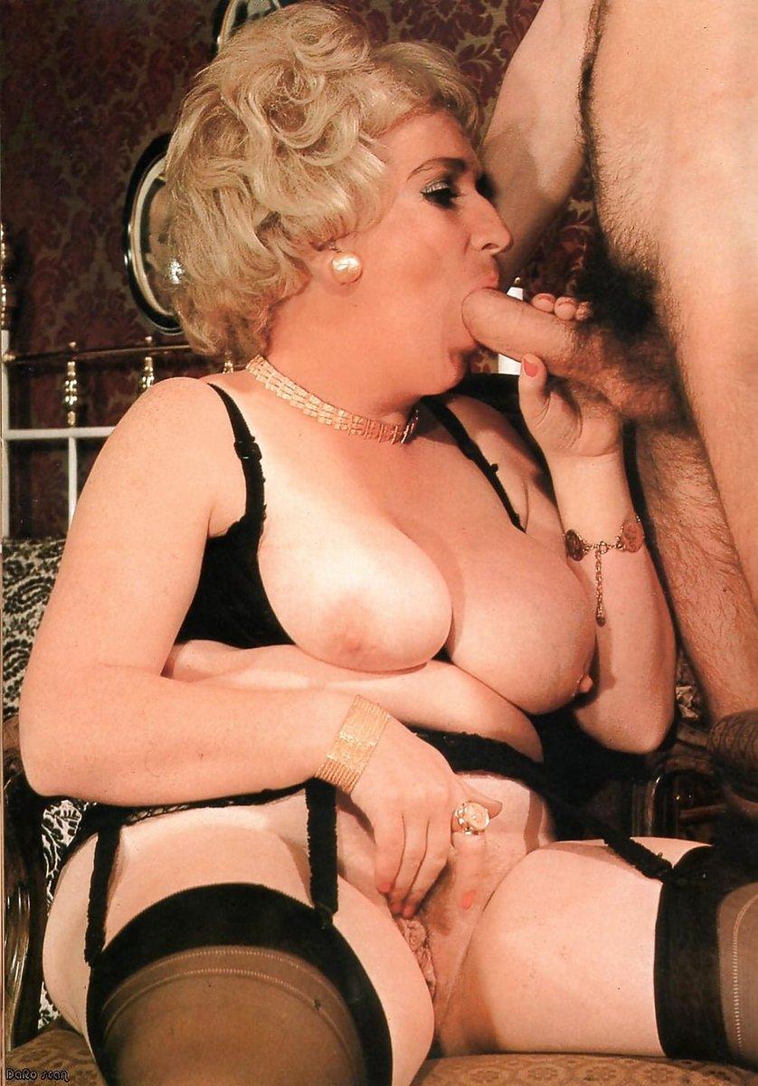 Vintage Mature Porn