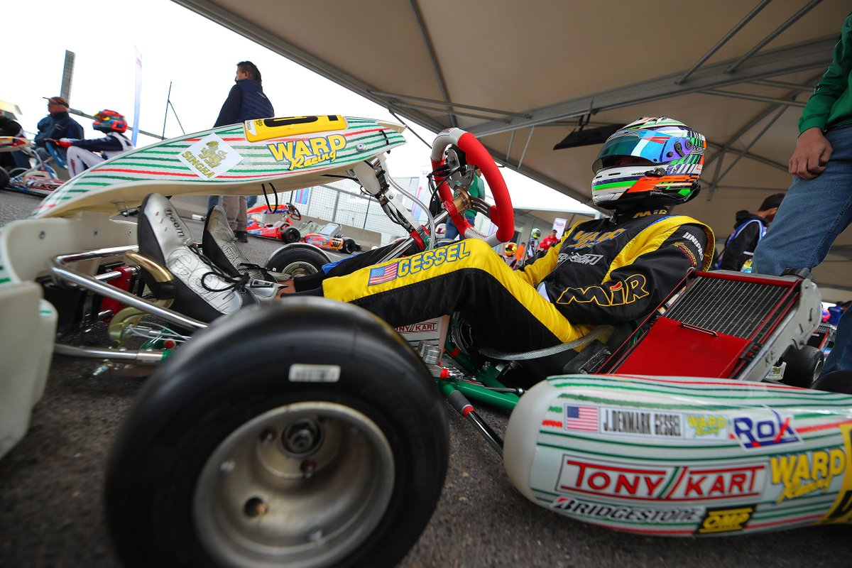 From the eyes of the driver: ROK Cup Superfinal with Jace Denmark-Gessel – Day 2  >> https://bit.ly/35znBPc  © @codyschindel / @CKN_Live  #RokSuperFinal2019 #SouthGarda #Lonato #Karting #TheRaceBox #RoadToF1