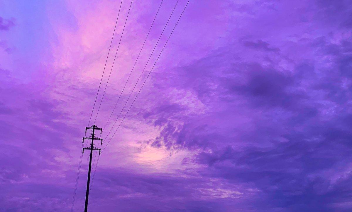 空の色がおかしい....日本が終わる予兆か???