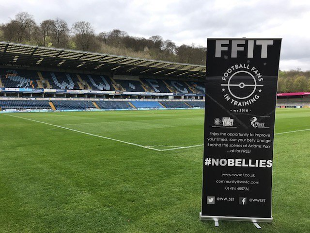 55 @wwfcofficial fans have lost a combined 43 stone on @WW_SETs Football Fans in Training course (FFIT). 83% of them have also improved their #mentalhealth score. 🗣️ Its been a life changing experience for me. 👉 efltrust.com/over-43-stone-… #WorldObesityDay2019