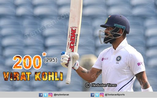 Master    Most Double Hundred for India  7th Double 100 for India  Virat Kohli completes 7000 runs in Test  . .  #ViratKohli #INDvSA #SAvIND #Tentaran #Cricket #CricketLife #CricketLover<br>http://pic.twitter.com/CR2AAYC8Iv