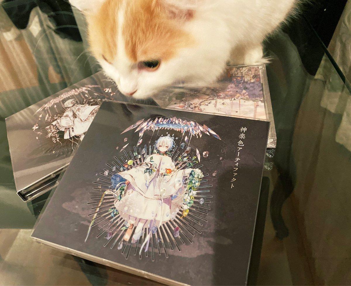 まふまふ@10/16新アルバム『神楽色アーティファクト』さんの投稿画像