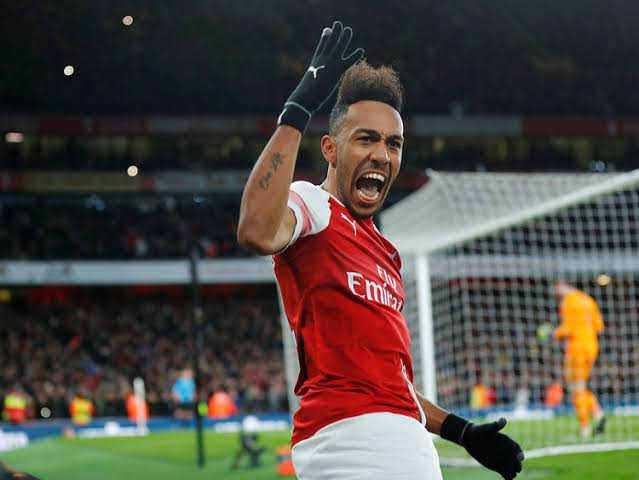 Aubameyang Wins Premier League Player of the Month for September