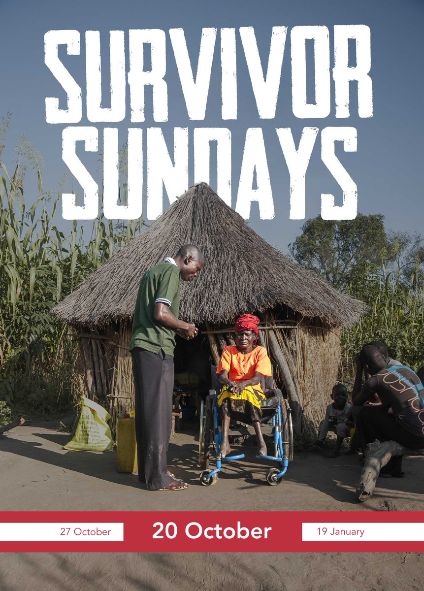 test Twitter Media - 20 October is #SurvivorSundayIt's your chance to stand with survivors of the South Sudan conflict and raise money to help them help each other — and help others around the world.Get involved in the UK-wide movement at https://t.co/oYuOyqRnAv https://t.co/pRq1Yvv5PA
