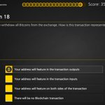 Image for the Tweet beginning: #CRYPTOPOL, the cryptocurrency investigation simulator