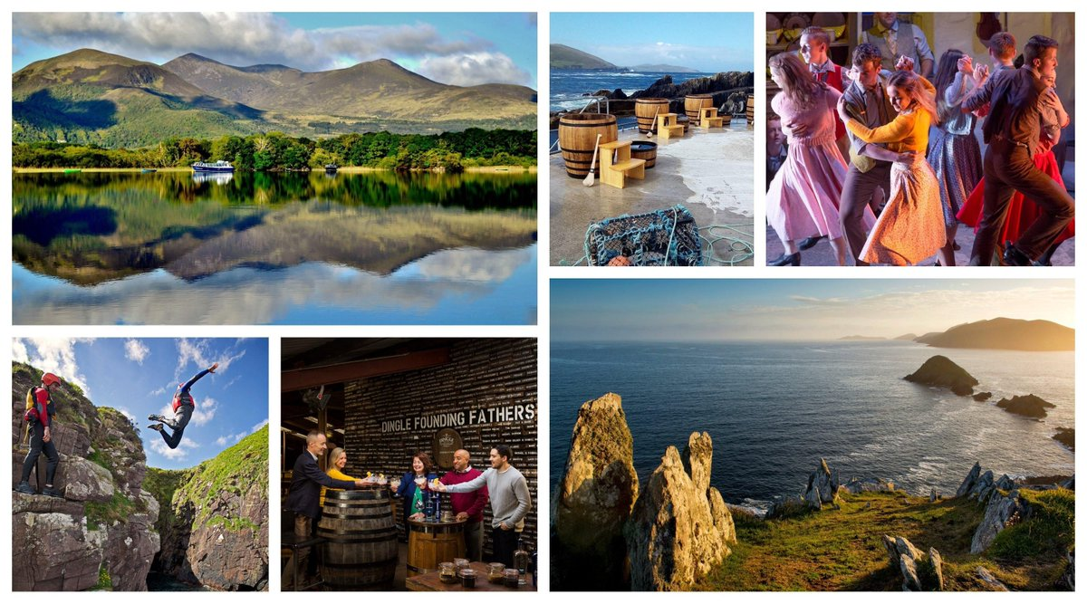 Thanks to the team at @GlobalCynergies for shining the spotlight on our destination, sharing why #EventProfs should #MeetInKerry #MakeItIreland ☘ 🇮🇪#MemorableMeetings #InspiredIncentives #CaptivatingConferences #ExtraordinaryEvents #KerryYourNaturalEscape
