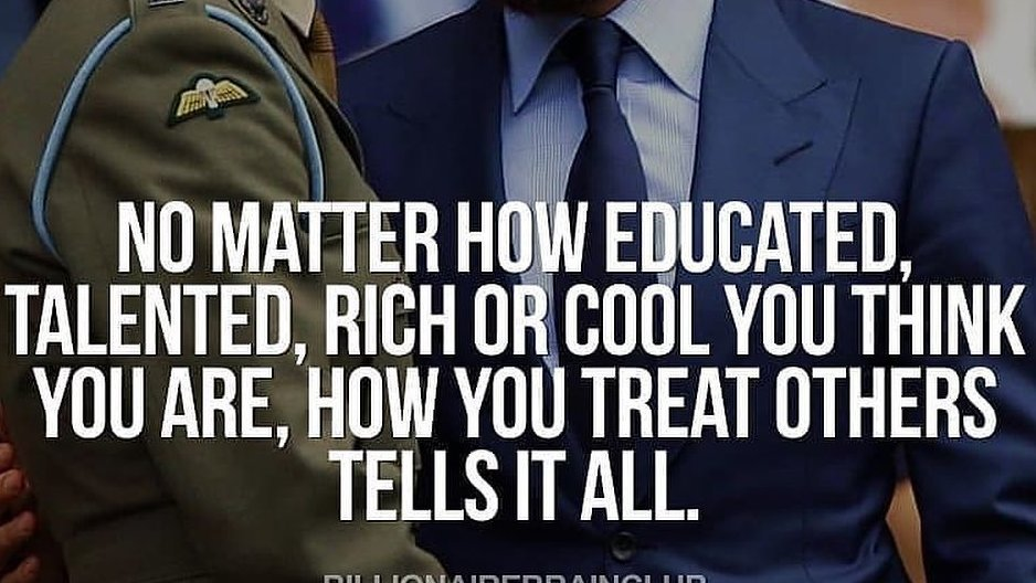 Treat others the way you expect to be treated  #motivation #motivation #motivationquotes #successfulquotes #motivationsunday #successdiaries #successfulminds #successquotes #entrepreneurquotes<br>http://pic.twitter.com/KRDDoU1rcL