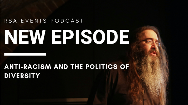 This week we welcomed sociologist @KeithKahnHarris to RSA House to talk about how anti-racism should work in 'super-diverse' societies.Listen to what he had to say in the latest #RSApodcast 🎧http://bit.ly/315yGnu