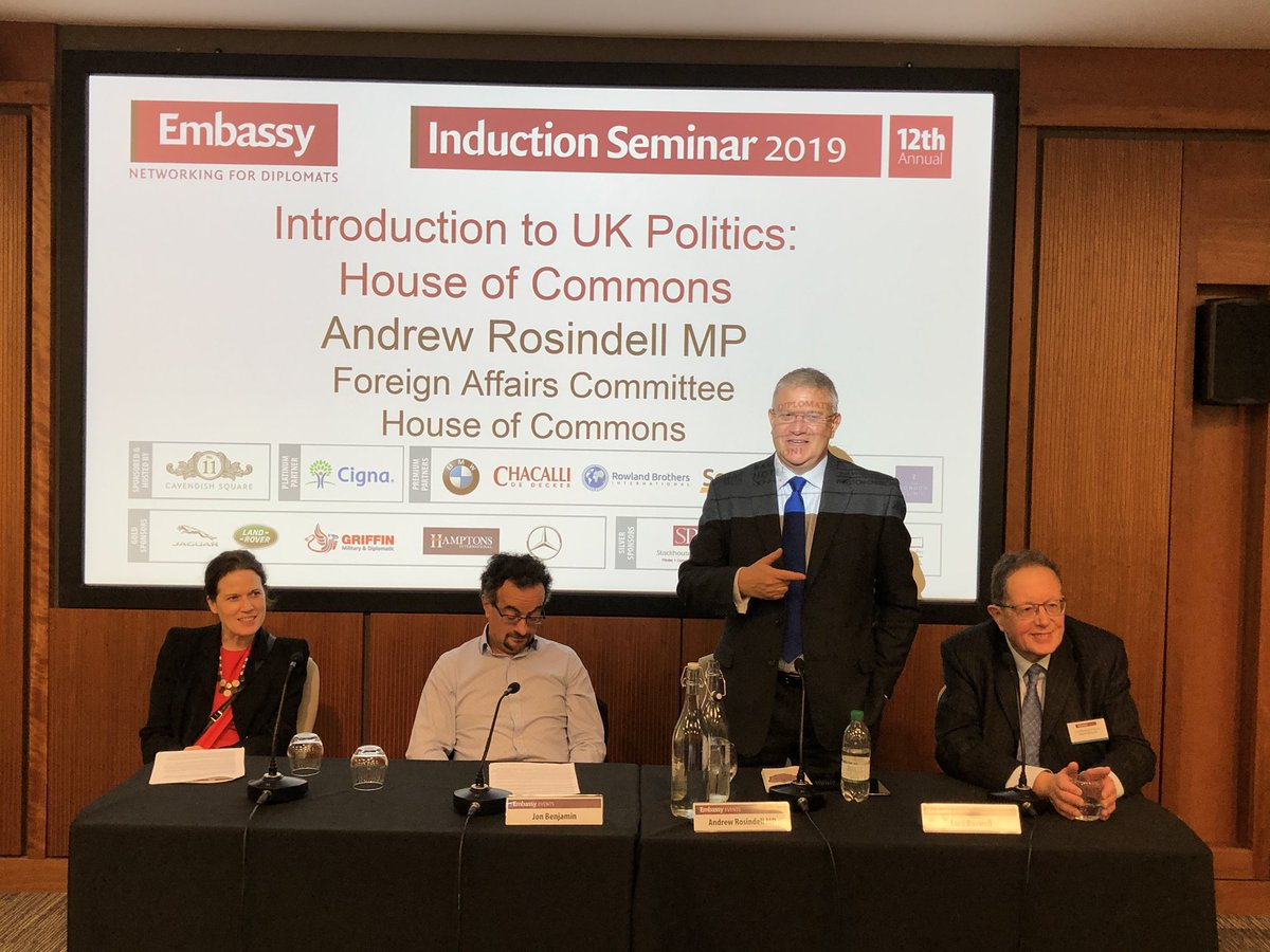 test Twitter Media - Diplomats get to grips with UK's topsy turvy political system with the help of the sage @JonBenjamin19  of @UKDipAcademy and political veterans @AndrewRosindell & Lord Boswell @UKHouseofLords @LordsEUCom https://t.co/9Kr62umlBl