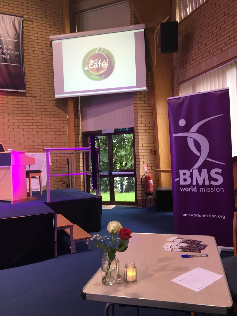 test Twitter Media - Wish you could get some help running an AMAZING mission event at your church? 🤔Perhaps a team to help with set-up, or an incredible speaker with stories from the frontline of mission?Well, all this is yours with BMS cafe! Get in touch to find out how https://t.co/4bLcda6v4m https://t.co/c3ulYbSSG0